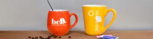 Bell Branding Mugs